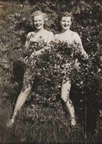 nude ladies
