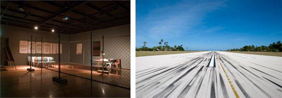et al. maintenance of social solidarity & Nicholas Mangan Nauru International Airport (Tarmac)
