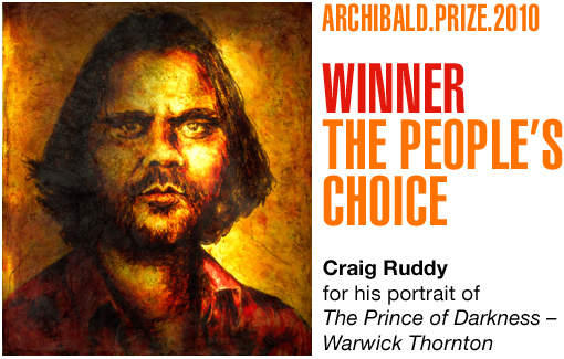 Peoples Choice winner