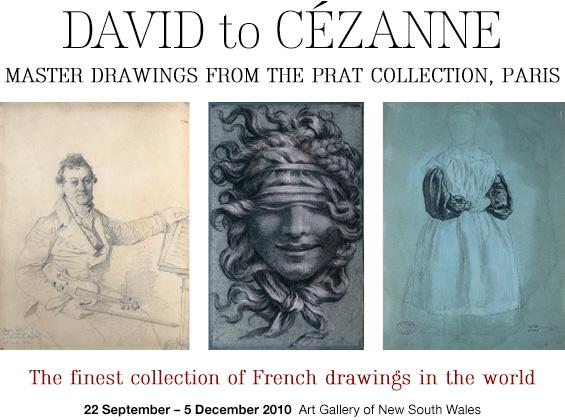 David to Cezanne