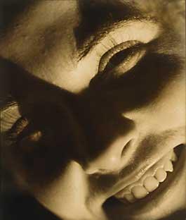 Hans Hasenpflug - Untitled (head of a man) circa 1940s