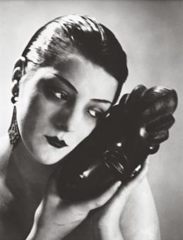 Man Ray Noire et blanche 1926