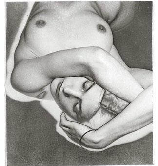 Man Ray, Untitled Natasha (109)