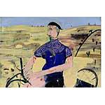 Joe Furlonger 'Peter Hallinan, Tribal arts dealer (retired) and mountain bike racer'