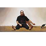 Paul Jackson 'Self Portrait with the Last Huia'