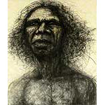 Craig Ruddy ' David Gulpilil, Two Worlds'