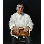 Peter Wegner ' Portrait of Jacques Reymond'