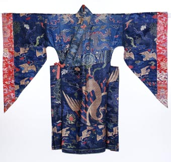 Dancing Robe Textile, 1600s