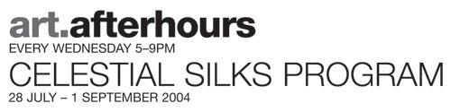 Celestial Silks Program