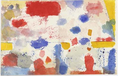 Allan Mitelman, Untitled 1973.