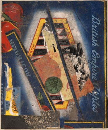 Kurt Schwitters Out of the Dark 1943