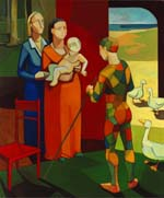 Sandro Nocentini 'My son has two mothers'