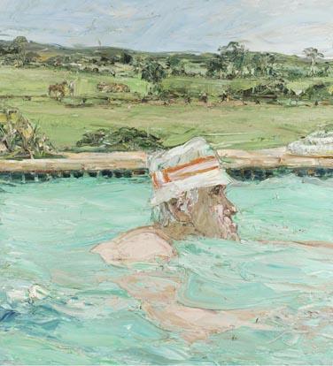 Nicolas Harding, Bob's daily swim