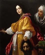 Cristofano Allori (1577-1621) Judith with the Head of Holofernes, 1613